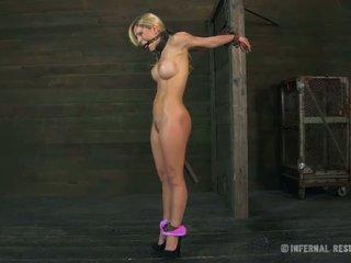bondage tres gros seins