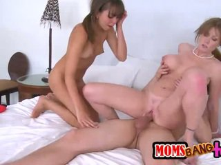 Riley Reed Shares Hard Dong Involving Her Stepmom