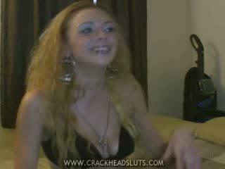 Crackhead insane κορίτσι ομιλία