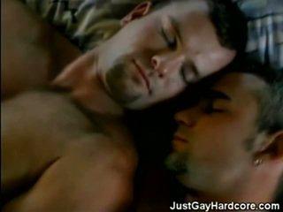 Sexy homosexuals confecção amor