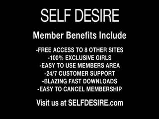 Hot Self Desire Video Starring Ashlyn Rae, Darla, Franziska Facella