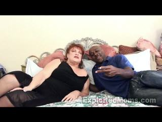 Vecmāte receives bawdy cleft pounded līdz liels melnas dzimumloceklis