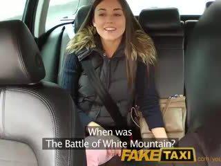 Faketaxi seksuālā iva cant teikt nē līdz bezmaksas sīknauda uz mans taxi