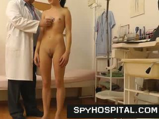 Lousy Gynecologist Spying On A Teen