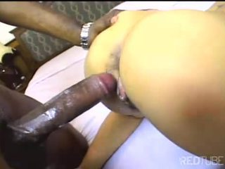 vaginal sex, cum shot, black-haired