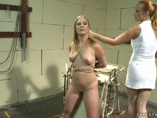 Katy Borman ChokeD A Dissolute Nymph Not Far From That Guyr Whip
