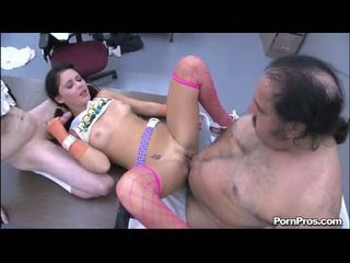 Bitchy Jessica Valentino Acquires Screwed Doggystyle While Working On Another Cock
