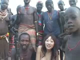 Africano native cazzo giapponese ragazza video