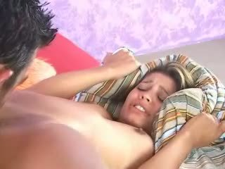 Paola reys rosa velvet aperture pressed og knullet med stor hardt kuk