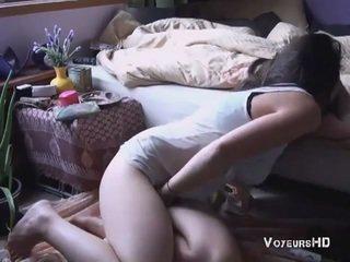 Sister zasačeni mastrubacija