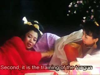 Sexe et zen chinois classique partie 3