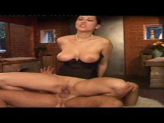 Hottie slut get hard fucked by a stiff cock !