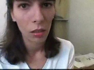 Euro remaja seks / persetubuhan di bilik mandi video