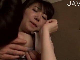新鮮 日本 有趣, 口交 實, 所有 射液
