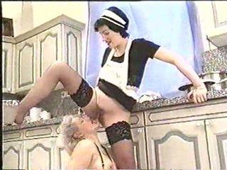 Piss; matura donna drinks maids piss