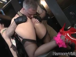 Paige Turnah Pounding Pissing