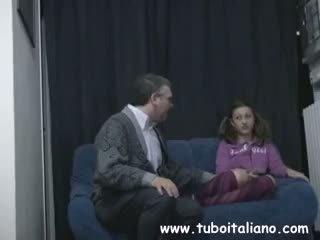 Italiyano tinedyer sorella da trombare
