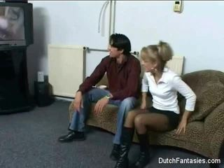 Olandese divano sesso lungo