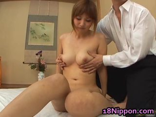Busty Teen Asian Babe Has Engulfing