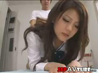 Japanska skol och deras janitor