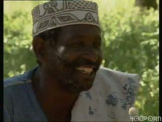 африкански, на открито, jungle
