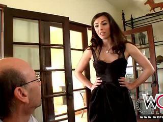 WCPClub Sexy Brunette Housewife Casey Calvert Gets Fat