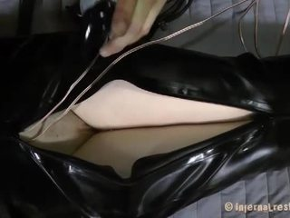 Torturing של בחורות סקסי assets