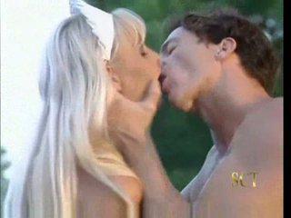 porn star nikki anderson sex play as a maid