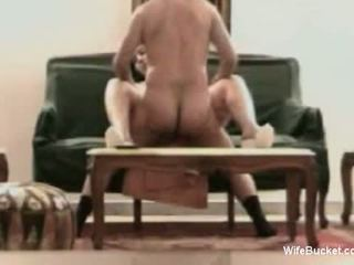 Genuine arab żona w domu seks tape