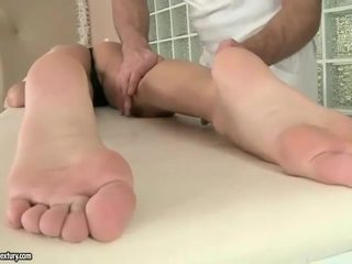 fetish kaki, urut, pornstar