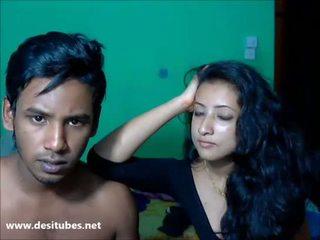 Deshi honeymoon pár ťažký sex 1