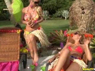 Havajietiškas lesbos