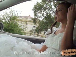 Булка към бъде amirah adara ditched от тя fiance и прецака от stranger видео