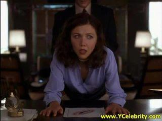 Maggie gyllenhaal sekretær