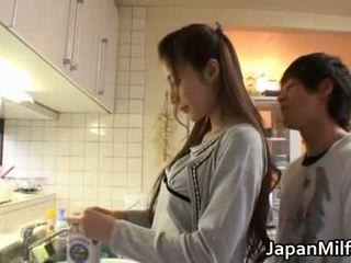 日本, 美女, 母親