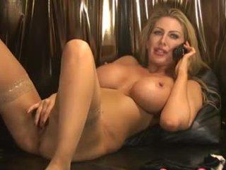 blondes, big boobs, british