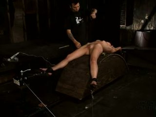 Vanessa Naughty rough BDSM 3