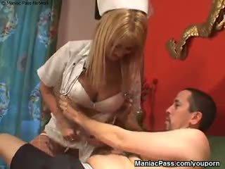 Vicky vette مفلس ممرضة سخيف