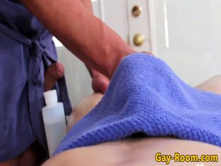 Massage fetish jocks bumfucking