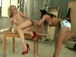Michelle Moist loves Shalina Devine