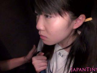 Petite Barelylegal Asian Schoolgirl Grinding: Free Porn c7