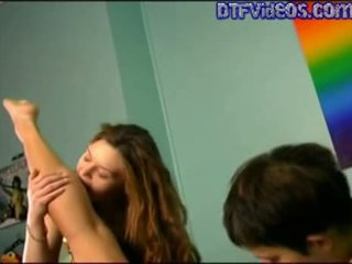 Hot Teen Threesome 3