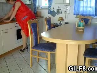 gilf, grand-mère, mamie, mature