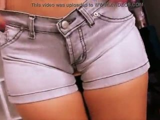 bubble butt movie, perky tits vid, great gym