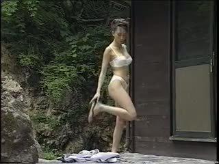 Kei Mizutani Japanese Hot Spring Beautiful JGirls