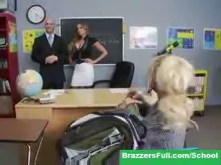 frumos sexy tu, ideal profesor, proaspăt școală complet