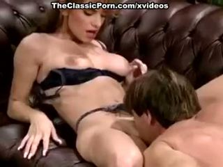 Nikki Dial, Mike Horner in bouncy boobs girl from porno 1980 doggy fucked
