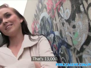 Publicagent heet babe fucks stranger in alleyway - porno video- 961