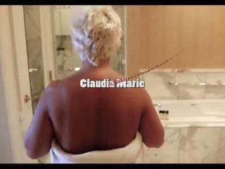 Claudia marie e shëndoshë bythë & gjigand saggy fake cica <span class=duration>- 2 min</span>