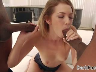 Angel Smalls Monster Cock DP, Free Dark X Porn 9b